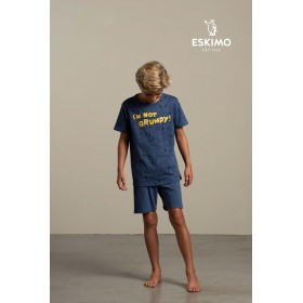 "Pyjama short garçon ""Gino"""