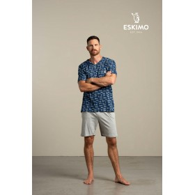 "Pyjama short homme ""Arizona"""