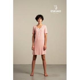"Robe de nuit dame ""Hyacinthe"""