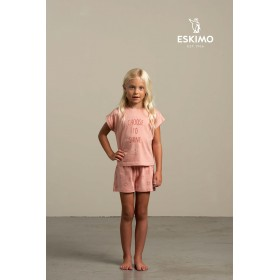 "Pyjama short fille ""Grace"""