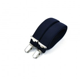 Bretelles fines -  Bleu marine