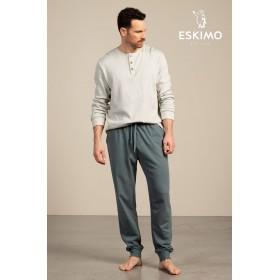 Homewear - Pantalon vert