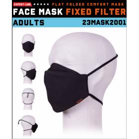 Masque filtre fixe