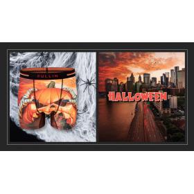 Boxer Pullin Halloween